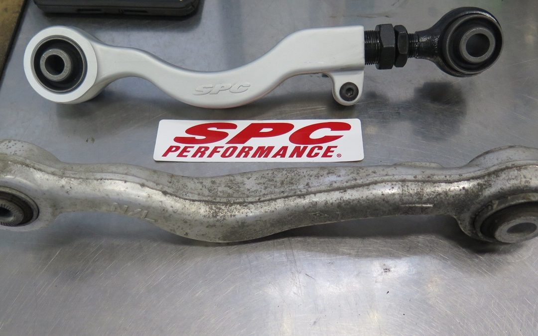 SPC Adjustable Rear Camber Arm for Lexus IS250//350//GS350//RC350 13-up 72450