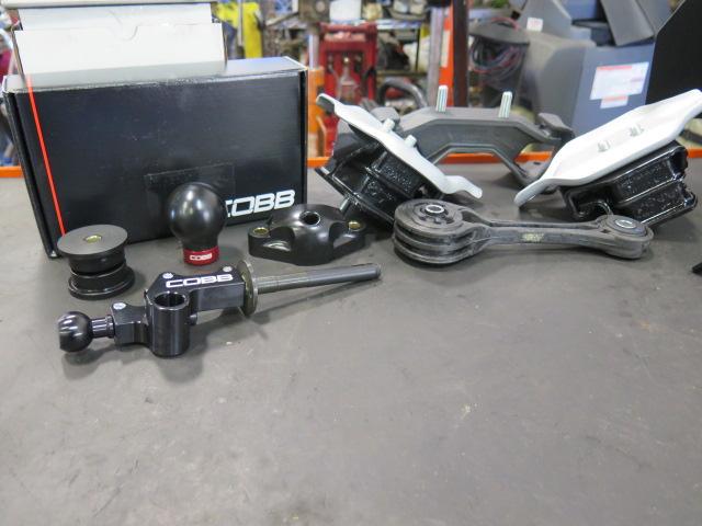 STI swap , 25X 5MT VS XT - Subaru Forester